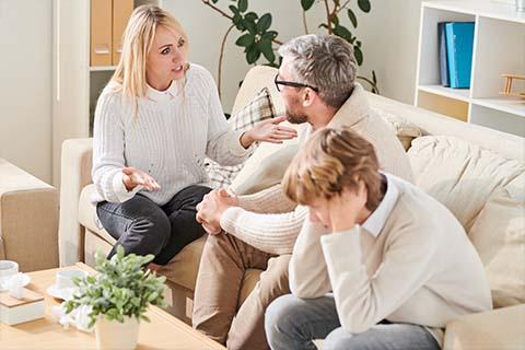 Evaluación Psicológica del Estrés en el Entorno Familiar