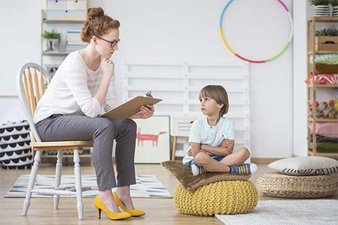Intervención desde la Psicología Clínica en los Trastornos de la Infancia y la Adolescencia